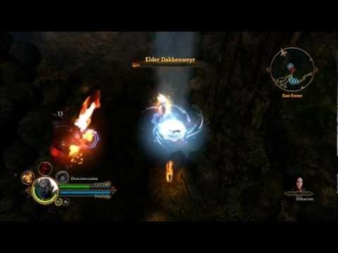 Dungeon Siege III CO-OP 8 Smoervik is Bad at Looking Behind Himself |
