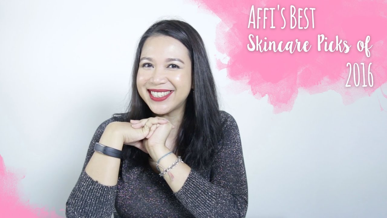 Affi's Best Skincare Picks of 2016 | Skincare 101