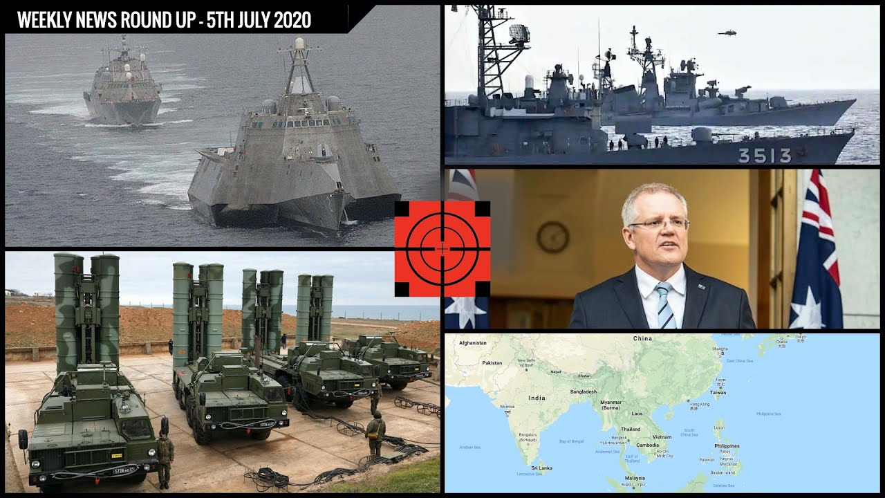 DEFENSE UPDATES WEEKLY NEWS ROUND-UP 05th JULY -INDIA JAPAN CONDUCTED EXERCISES IN THE INDIAN OCEAN!