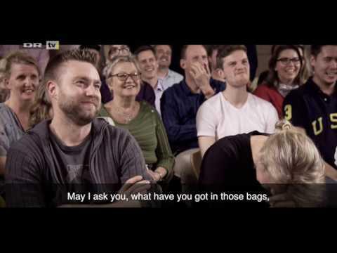 Kira the Dog Whisperer on Denmark's national TV