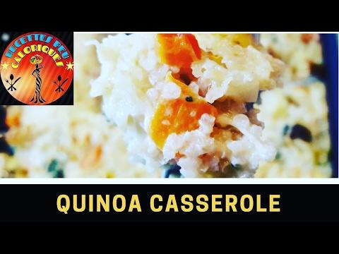 how-to-|-recette-de-quinoa-aux-légumes-et-a-la-crème-de-coco-|-quinoa-casserole-recipe