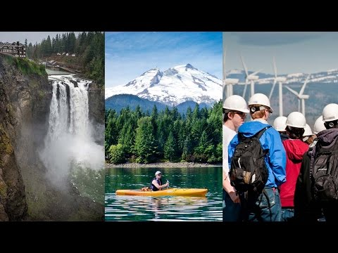 Puget Sound Energy has places worth going to. Make the trip!