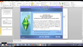 The Sims 3: How to Install the sims 3 onto your laptop