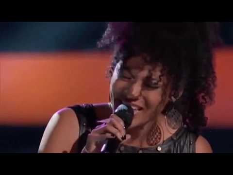 Judith Hill - What a girl wants - The Voice US - YouTube