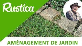 Am nager et d corer son jardin youtube for Amenager son jardin rustica