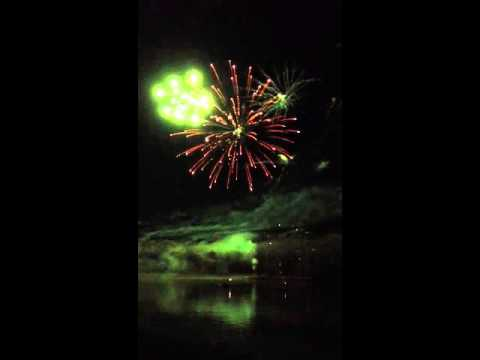 last 10 minutes of christmas on the river in demopolis al - Christmas On The River