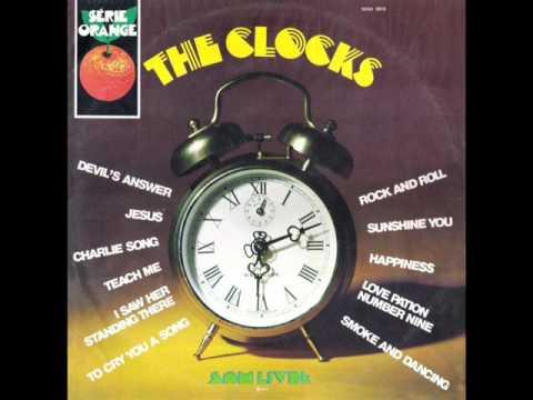 THE CLOCKS - ÁLBUM - 1973
