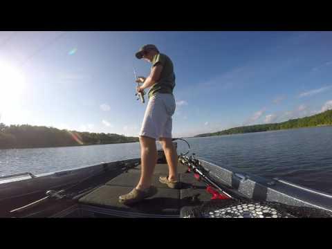 Lake Clarks Hill Striper Topwater
