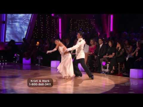 Kristi and Mark Viennese Waltz