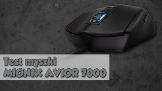 [TEST] - | Gamingowa mysz Mionix Avior 7000 | - [How2Play]
