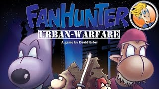 Fanhunter: Urban Warfare — game preview at GAMA Trade Show 2017