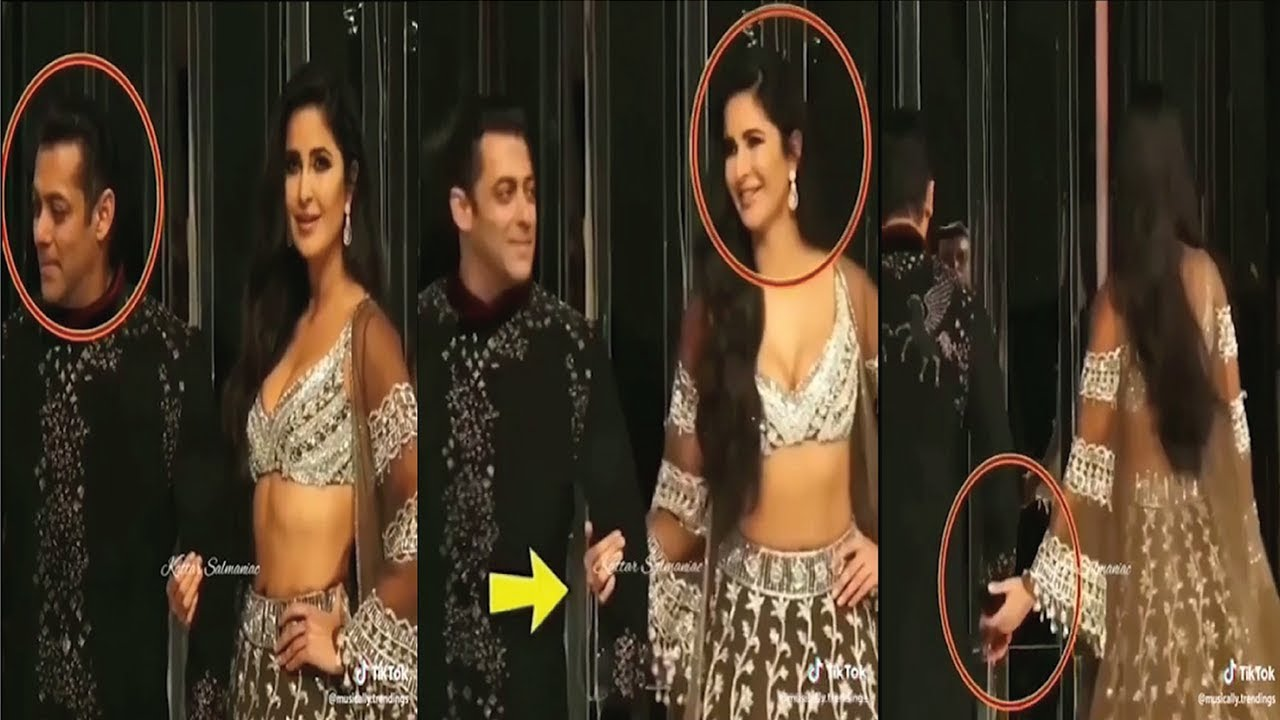Salman khan vs Katrina Kaif Lover Tik Tok Musically Best ...