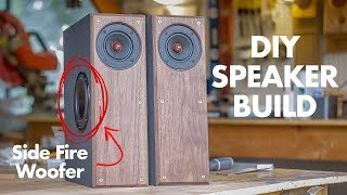 diy-speaker-build-2-way-side-fire-subwoofer-speakers