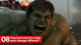 Marvel's Avengers: quick-fire questions | Virgin Media