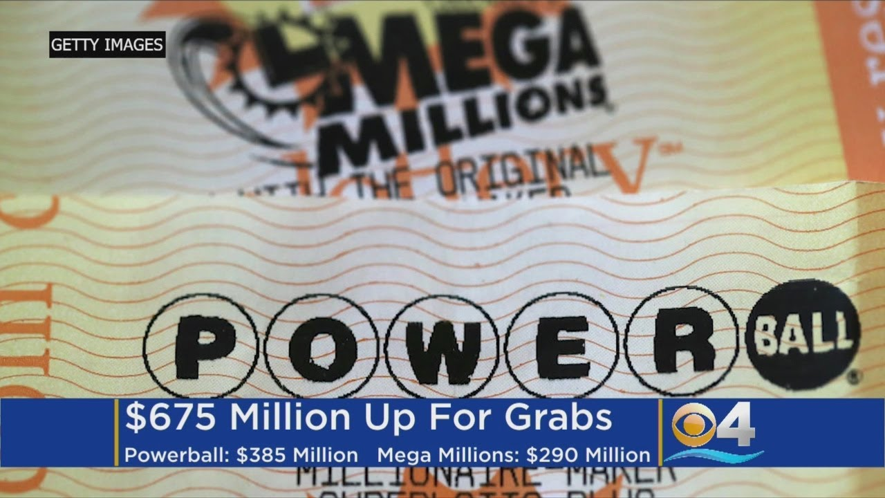 Soaring Lottery Jackpots Offer Double Chances To Win Big This Weekend