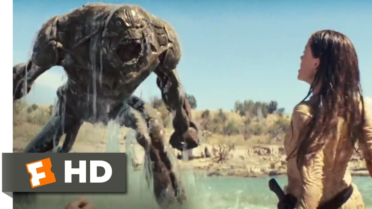 Cowboys & Aliens (2011) - Ella's Abduction Scene (5/10) | Movieclips