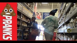 I'm telling the manager! WET Farts prank! Season 2 EP. 14 Farting in public!Steamy Farts,Fart sounds