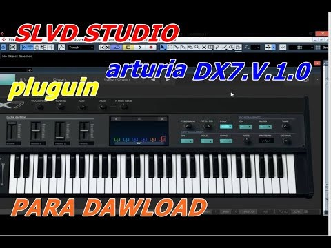 Download PLUGUEN DX7 ARTURIA V 1 0 PARA DAWLOAD