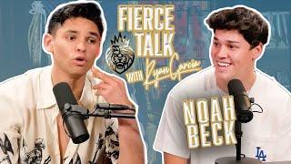 @Noah Beck Talks @Dixie D'Amelio & Tнe Haters | ep 2. Fierce Talk With Ryan Garcia