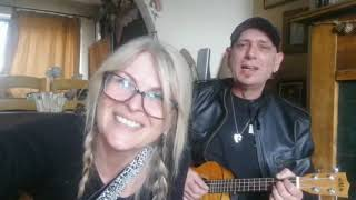 If I Ever Leave This World Alive on Ukulele, Funny Outtakes!!