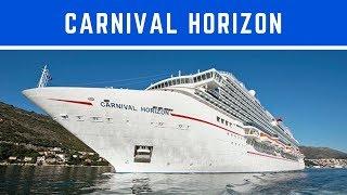 Carnival Horizon Ship Tour