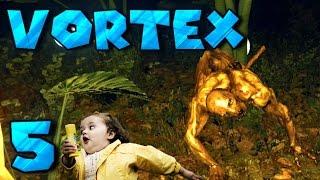 VORTEX #5 | ACTUALIZACION!! EL ZOMBIE ALIEN !! | Gameplay Español