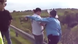 Female mall cop beat down. Did she deserve it?