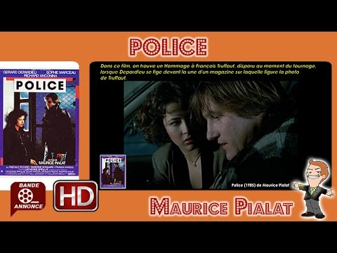 Police de Maurice Pialat (1985) #MrCinema 124