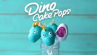 Dino Cake Pops