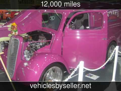 1952 Ford E83W  Used Cars - Omaha,Nebraska - 2016-09-16