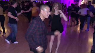 NATASHA TIA + BETO ROJAS & NOEL ROJAS SALSA DANCE AT UNIFIED ON2 SOCIAL 2018