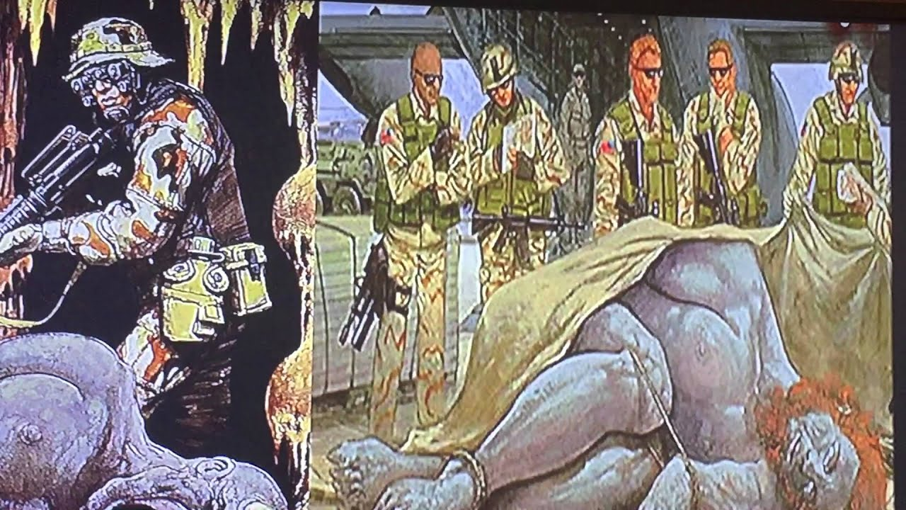 USA MILITARY COVER UP:GIANTS FOUND ALIVE IN AFGHAN ...