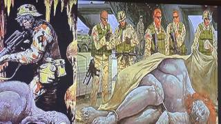 usa military cover up giants found alive in afghan mountains