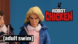 Robot Chicken | Even Stranger Things... | Adult Swim UK 🇬🇧