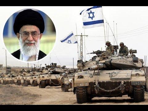Israel On 'High Alert' Over 'Irregular Iranian Activity' In Syria