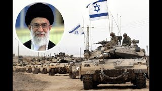 In Syria Israeli military are on' high alert' after 'abnormal' Iranian military activity was allegedly spotted in Syria.