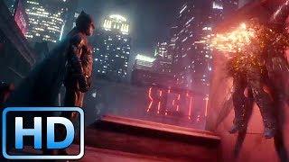 Бэтмен против парадемона / Лига справедливости (2017)
