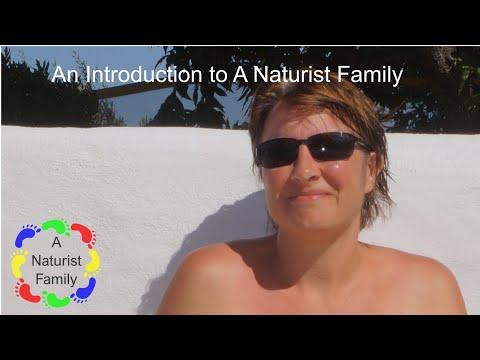 A Naturist Family - A Brief-
