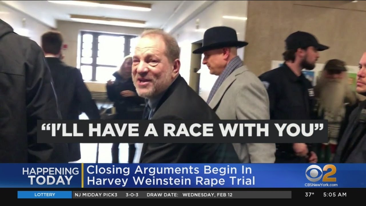 Harvey Weinstein trial jury deliberates his fate with lots of questions ...