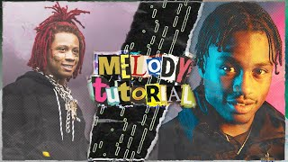 HOW TO MAKE MELODIC GUITAR SAMPLES FOR TRIPPIE REDD AND LIL TJAY (FL Studio Tutorial)