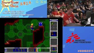 SGDQ 2014 - Duke Nukem 2 WORLD RECORD