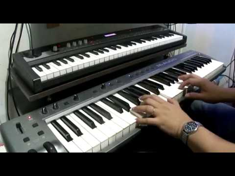 Just Once (James Ingram) piano cover