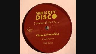 Closed Paradise - Wolf Sisters (Summer Of My Life EP)