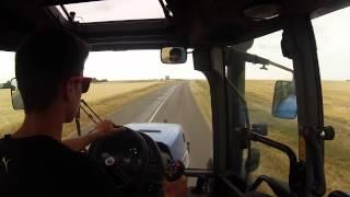 [Gopro] Transport de blé