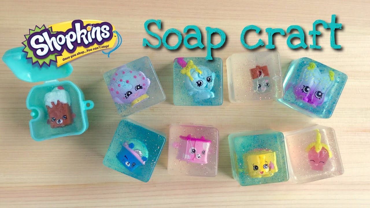 shopkins season five diy craft projects tutorial party favors youtube