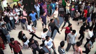 Bad Boys of Dance Flashmob at Prasad