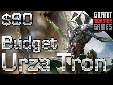Budget Modern Deck - Urza Tron ($90)