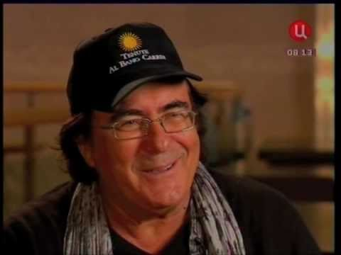 Interview with Albano Carrisi (Интервью с Альбано Карризи)