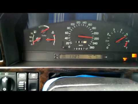Volvo 850R Autobahn