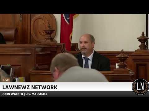 Holly Bobo Murder Trial Day 9 Part 1 US Marshall John Walker Testifies 09/20/17